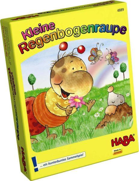 Haba 4889 Kleine Regenbogenraupe