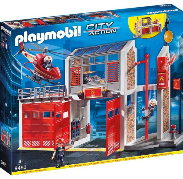 PLAYMOBIL 9462 - City Action Feuerwehr - Große Feuerwache