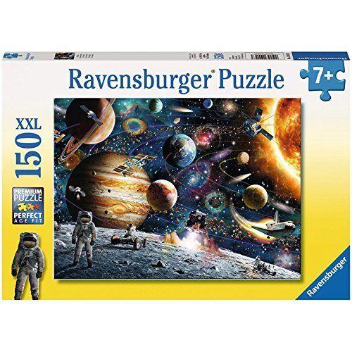 RAVENSBURGER 10016 - Puzzle - Im Weltall - 150 Teile XXL