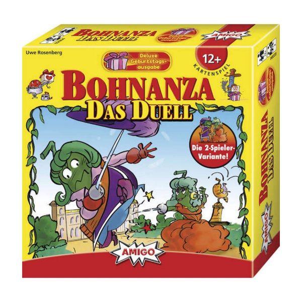 AMIGO 02004 - Kartenspiel - Bohnanza, Das Duell DELUXE