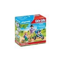 PLAYMOBIL 70284 - City Life KiTa - Mama mit Kindern