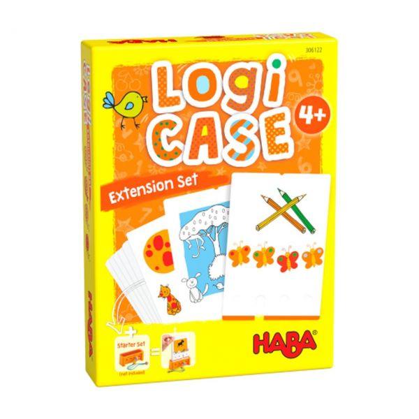 HABA 306122 - LogiCASE - Erweiterungsset, Tiere