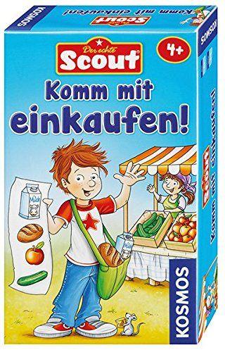 KOSMOS 711344 - Mitbringspiel - Scout, Komm mit einkaufen!