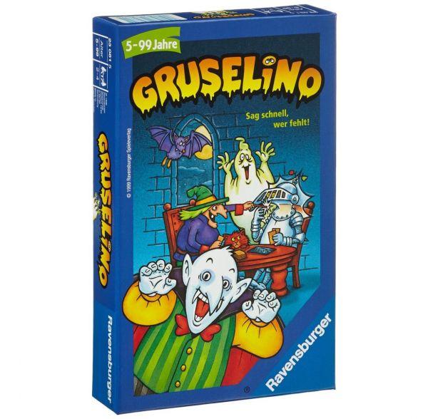 RAVENSBURGER 23081- Mitbringspiel Gruselino