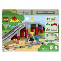 LEGO 10872 - Duplo - Eisenbahnbrücke und Schienen