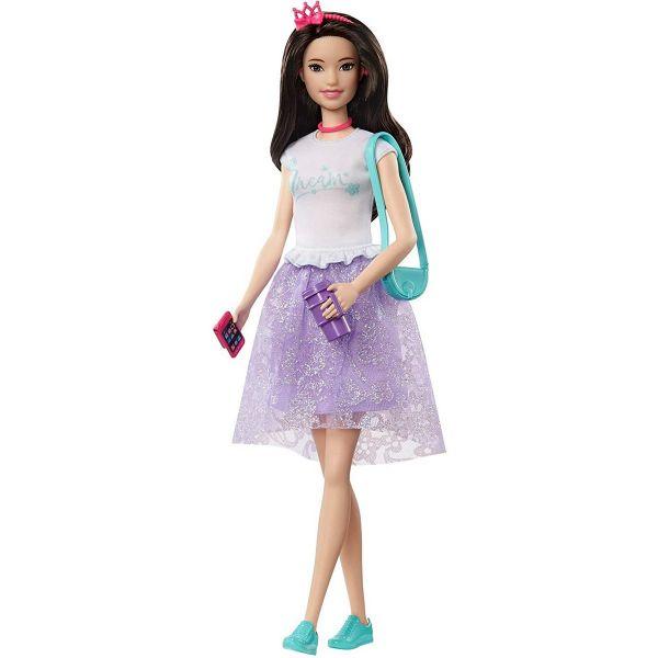 MATTEL GML71 - Barbie - Prinzessinnen Abenteuer Puppe Renee