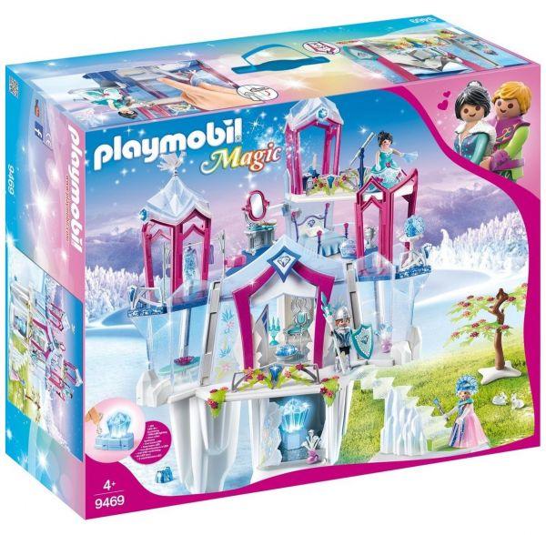 PLAYMOBIL 9469 - Magic - Funkelnder Kristallpalast