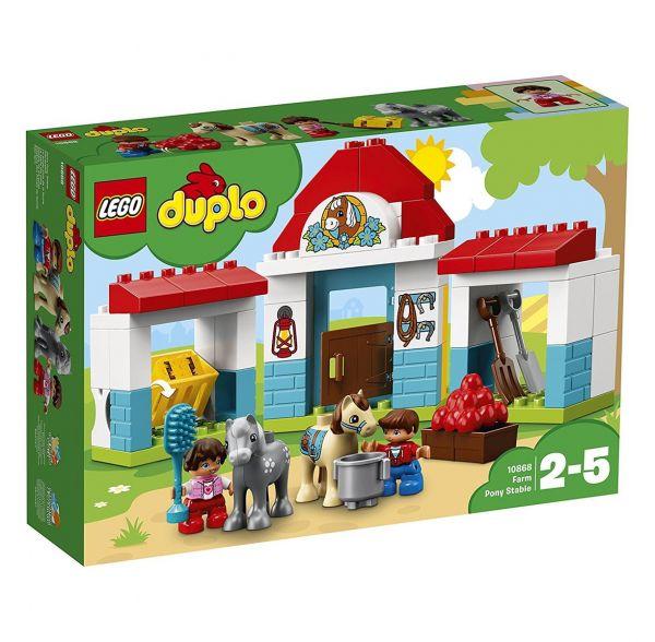 LEGO 10868 - Duplo - Pferdestall