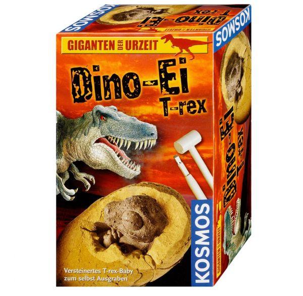 KOSMOS 651077 - Mitbringexperiment - Ausgrabungsset Dino-Ei T-Rex