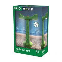 BRIO 33836 - Zubehör - LED-Schienenbeleuchtung