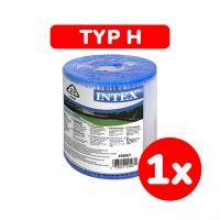 INTEX 29007 - Filterkartusche, Typ H, 1 Stück, ca 10cm