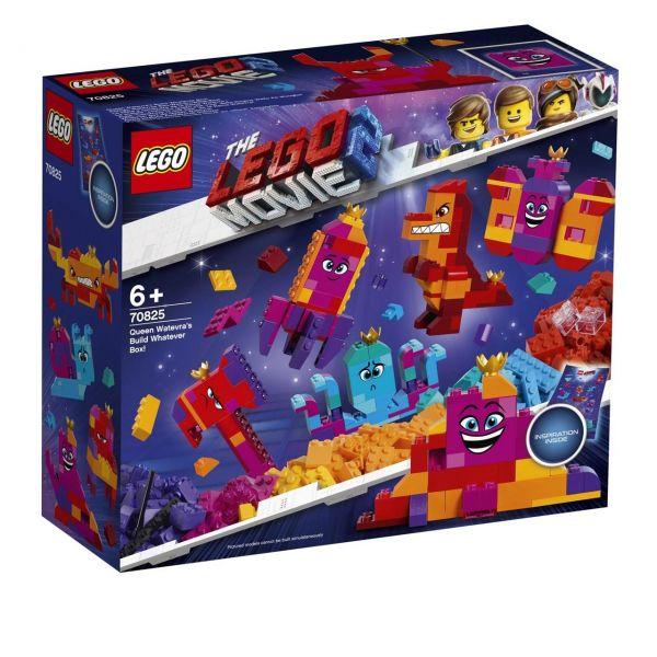 LEGO 70825 - The Lego Movie 2 - Königin Wasimma Si-Willis Bau-Was-Du-Willst-Box