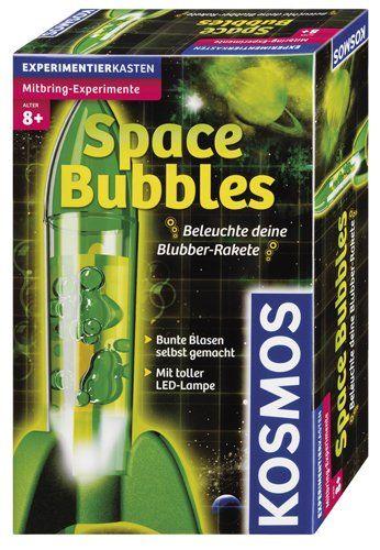 KOSMOS 657338 - Mitbringexperiment - Space Bubbles