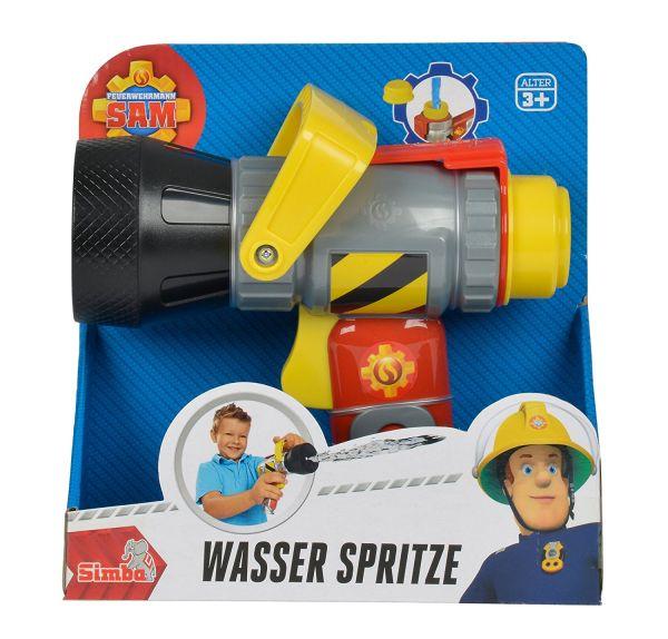 SIMBA 109250748 - Feuerwehrmann Sam - Wasserpistole