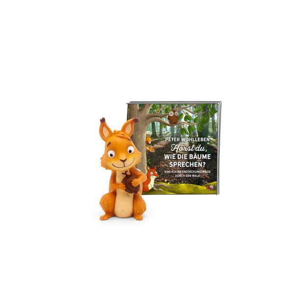 TONIES 10000606 - Hörbuch - Peter Wohlleben, Hörst du wie die Bäume sprechen?