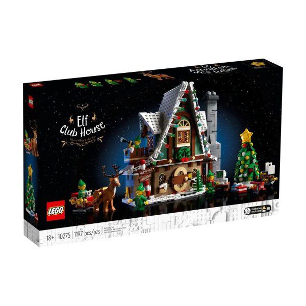 LEGO 10275 - Creator Expert - Elfen-Klubhaus