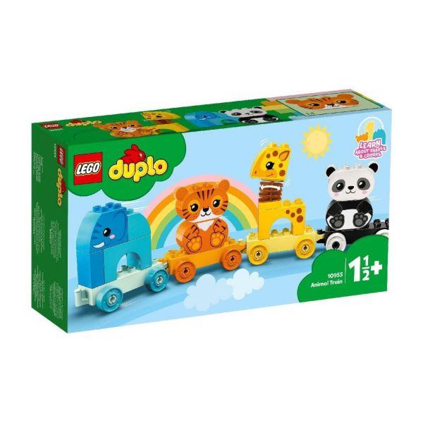 LEGO 10955 - Duplo - Mein erster Tierzug