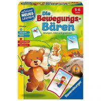 RAVENSBURGER 20568 - Spielend erstes Lernen - Die Bewegungsbären