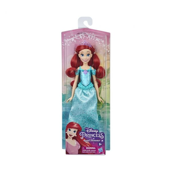 HASBRO F0895 - Disney Prinzessin - Schimmerglanz Arielle