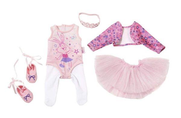 Zapf Creation 825013 - BABY born® Boutique - Deluxe Ballerina Set