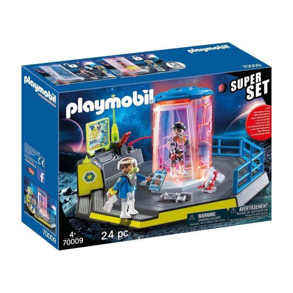 PLAYMOBIL 70009 - SuperSet - Galaxy Police Gefängnis