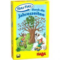 HABA 305547 - Lerspiel - Ratz Fatz durch die Jahreszeiten