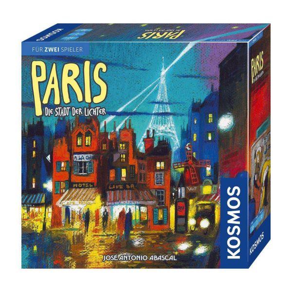 KOSMOS 680442 - Strategiespiel - Paris, Die Stadt der Lichter