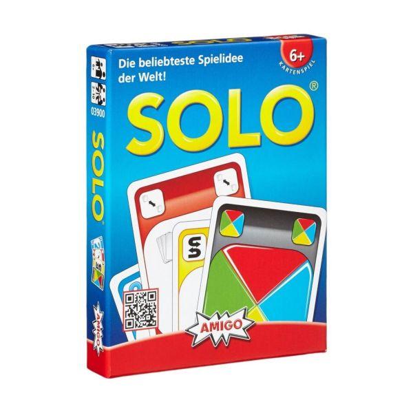 AMIGO 03900 - Kartenspiele - Solo