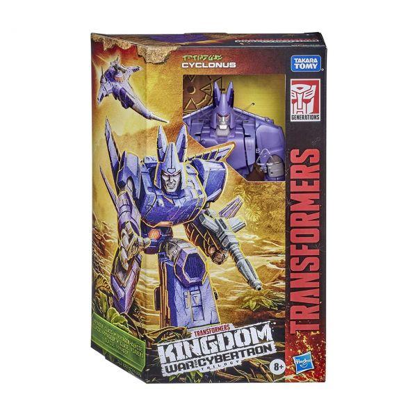 HASBRO F0692 - Transformers Generations War for Cybertron - CYCLONUS