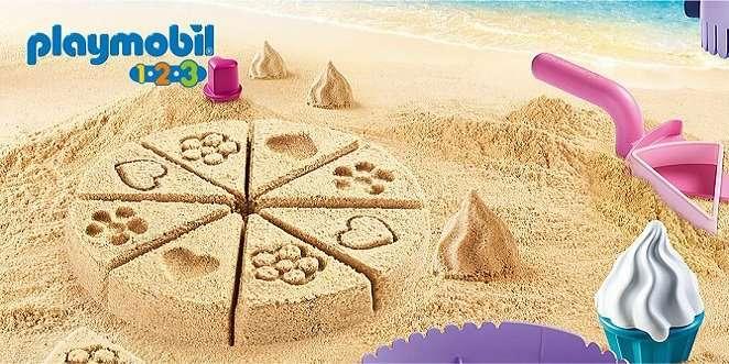 Playmobil 123 Sand