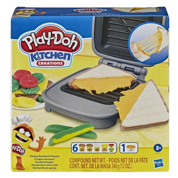 HASBRO E7623 - Play-Doh - Kitchen Creations, Sandwichmaker
