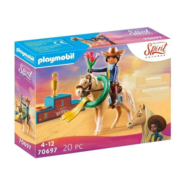 PLAYMOBIL 70697 - Spirit - Rodeo Pru