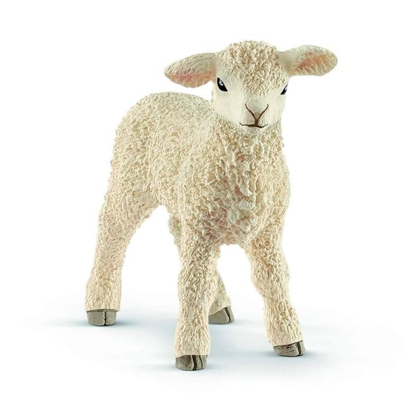 SCHLEICH 13883 - Farm World - Lamm