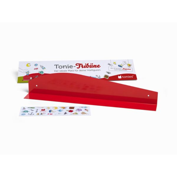 TONIES 40032 - Tonie-Tribüne - Rot