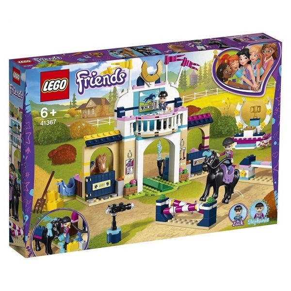 LEGO 41367 - Friends - Stephanies Reitturnier