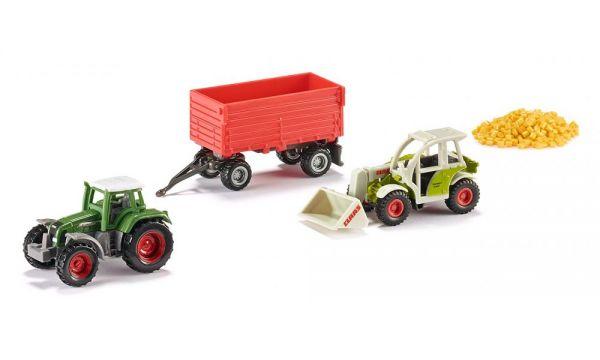 SIKU 6304 - Super Fahrzeuge - Geschenkset Landwirtschaft