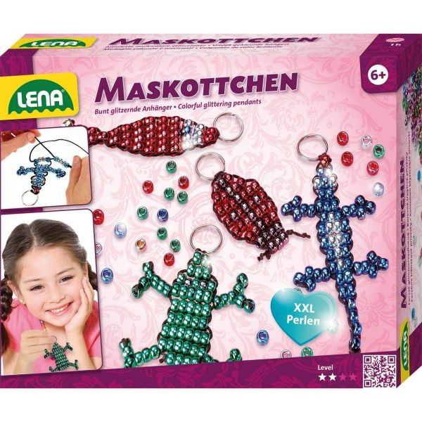 LENA 42688 - Bastelset - Maskottchen