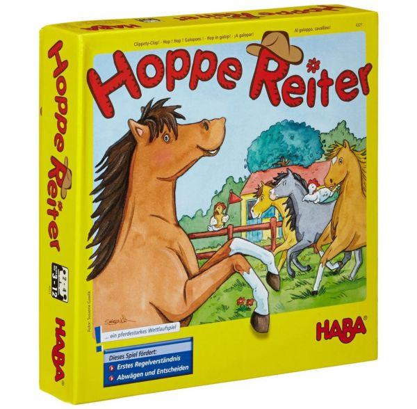HABA 4321 - Kinderspiel - Hoppe Reiter