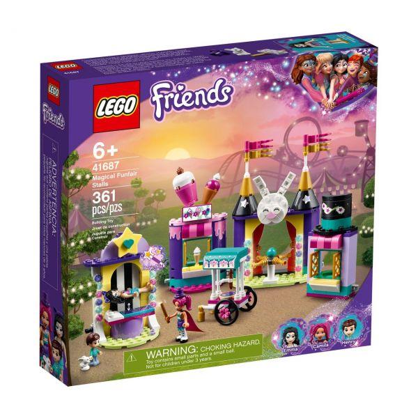 LEGO 41687 - Friends - Magische Jahrmarktbuden