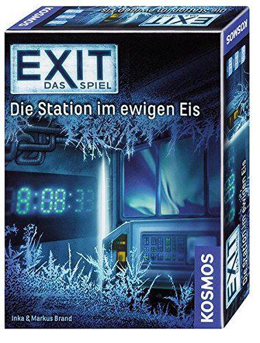 KOSMOS 692865 - EXIT - Die Station im ewigen Eis