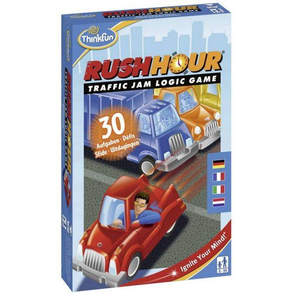 RAVENSBURGER 76369 - Kinderspiel - Rush Hour, Mitbringspiel