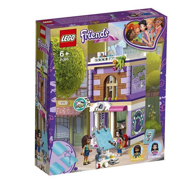 LEGO 41365 - Friends - Emmas Künstlerstudio
