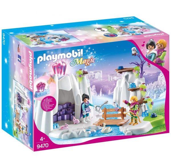 PLAYMOBIL 9470 - Magic - Suche nach dem Liebeskristall