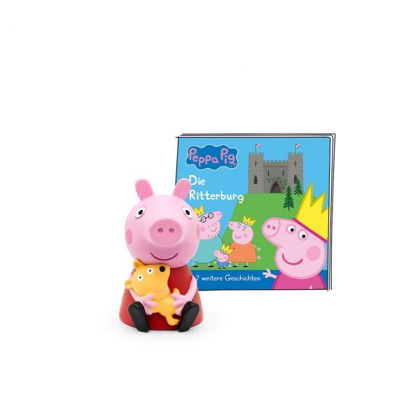 TONIES 10000303 - Hörspiel - Peppa Pig, Die Ritterburg