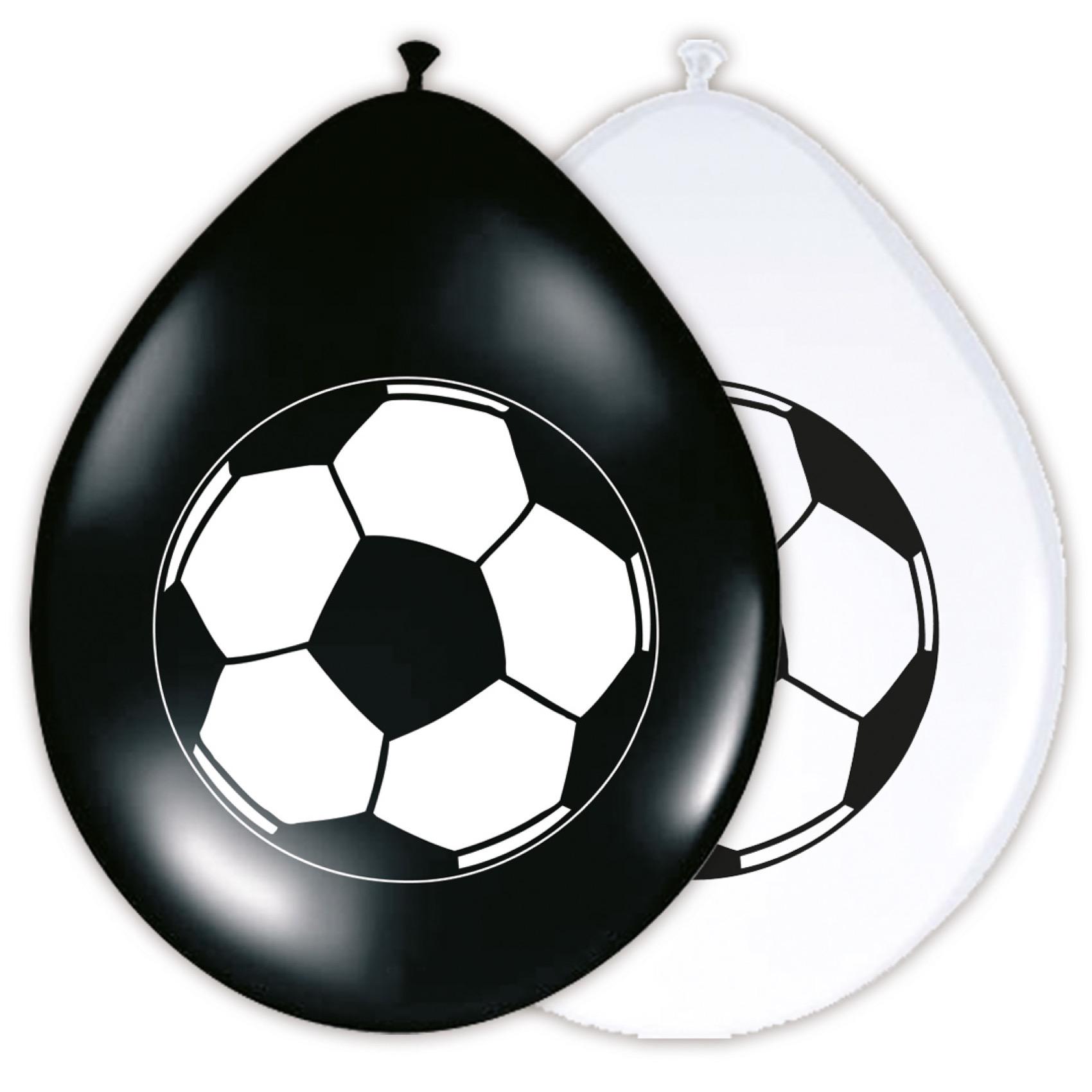 Fußball Pikser 8 Stk. FOLAT 26220 Geburtstag /& Party