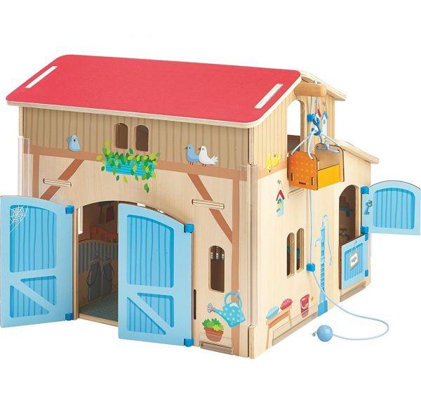 HABA 303002 - Little Friends - Bauernhof