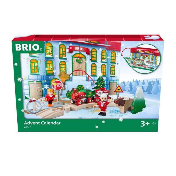 BRIO 33777 - WORLD - Adventskalender, 2021