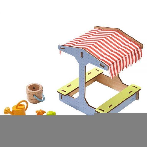 HABA 303014 - Little Friends - Sandkasten, Spielset