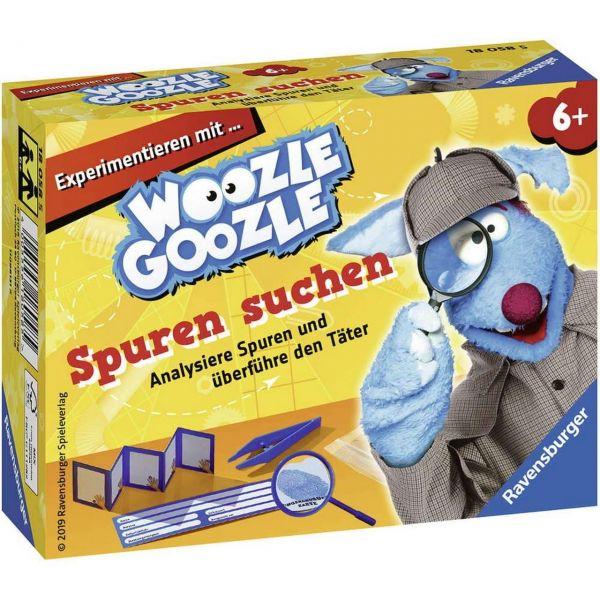 RAVENSBURGER 18058 - Woozle Goozle - Spuren suchen