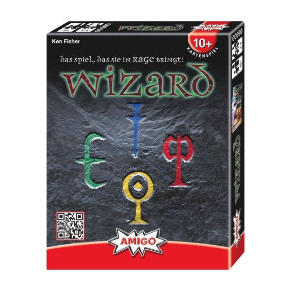 AMIGO 06900 - Kartenspiele - Wizard